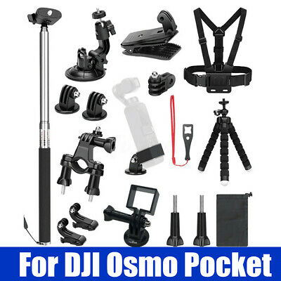 19 in 1 Expansion Frame Accessory Kit For DJI Osmo Pocket Handheld Camera !