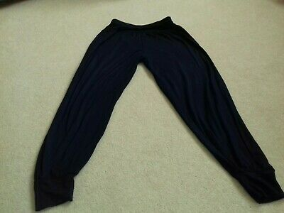 🎀🎀Girls Harem Trousers Age 9-10 Fab Condition Worn Once🎀🎀