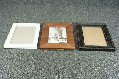 Vintage Assortment Of 3 Wooden Frames