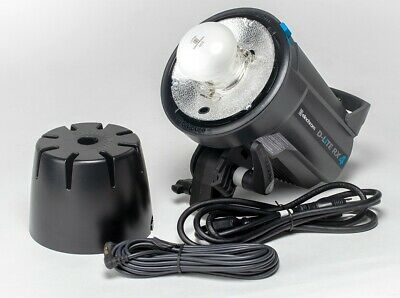 Elinchrom D-Lite 400W/s RX 4, Barely used