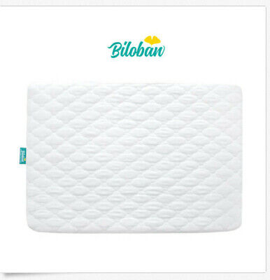 "Biloban Hypoallergenic Waterproof Baby Fitted Crib Mattress Pad Cover 27"" x 39"""
