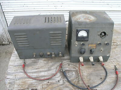 Vintage OUTBOARD MOTOR MAGNETO ANALYZER Merctronic Mag Ignition
