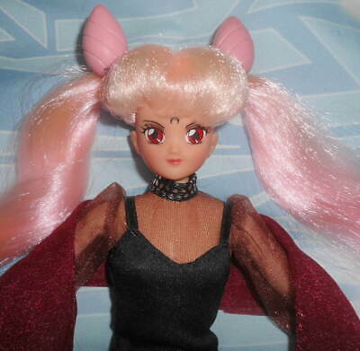 """Irwin SAILOR MOON WICKED LADY 11.5"""" Deluxe Fashion Doll NEW No box Black Lady"""