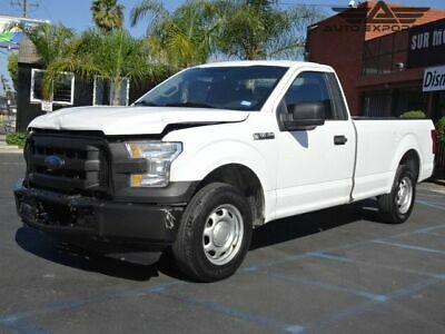 2016 Ford F-150 XL/XLT 2016 Ford F-150 Clean Title Damaged Priced To Sell!! Won't Last L@@K!!