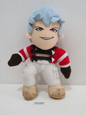 """King Of Fighters 260403 KOF 1997 Orochi SNK USED JUNK Plush 8"""" Toy Doll Japan"""