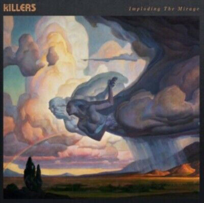 KILLERS IMPLODING THE MIRAGE (CD) Preorder