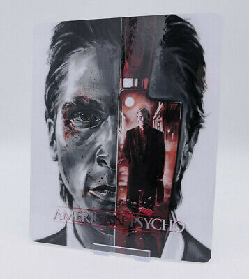 AMERICAN PSYCHO - Bluray Steelbook Magnet Cover (NOT LENTICULAR)