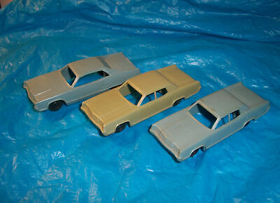 1969 Post cereal JVZ cars Mercury Maurader and Mercury Marquis