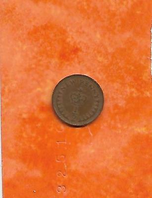 Great Britain, one halfpenny, 1971 (KM 914)