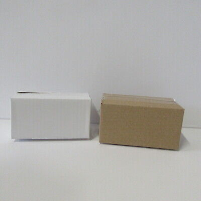 10 X  Small Royal Mail Postal Cardboard Boxes  Packing Mailing Boxes 6 X 3 X 3