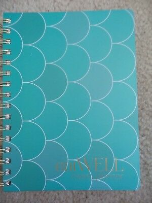 Inkwell Press -  eatwell Meal Planner - Mermaid Cover