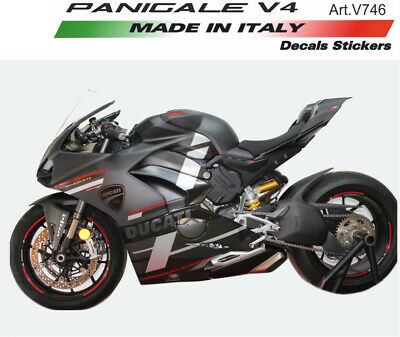 Stickers Kit Special - Ducati Panigale V4 - S