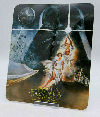 STAR WARS 4 A New Hope - Glossy Bluray Steelbook Magnet Cover (NOT LENTICULAR)