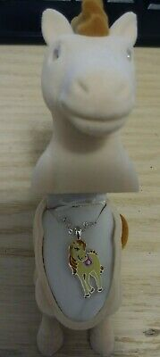 Girls Horse Pendant With Matching Box
