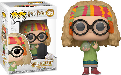 Harry Potter - Professor Sybill Trelawney Pop! Vinyl Figure