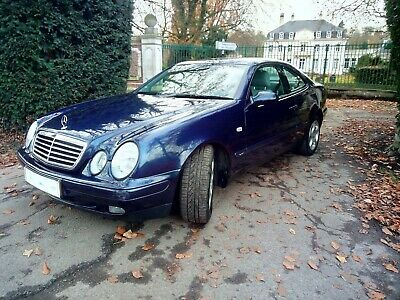 Mercedes CLK200 COUPE SPORT 1998 159.000 KMS ESSENCE