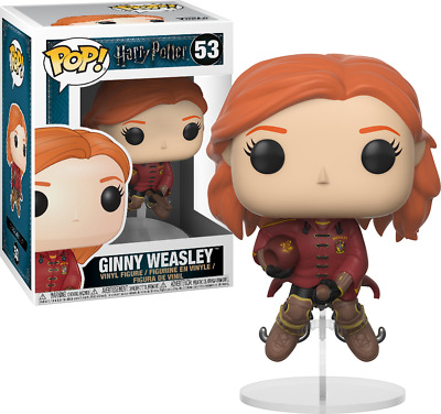 Harry Potter - Ginny Weasley On Broom Pop! Vinyl Figure
