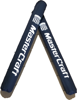 MasterCraft Trailer Guide Pole Covers - Heavy Duty & Capped (Pair)