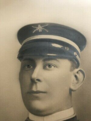 """Old Military Cadet Picture from 1800's?  20"""" x 16"""" approx"""