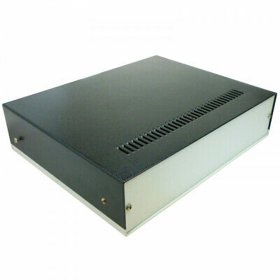 Aluminium Enclosure Desk Top Project Box 250x200x60mm