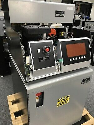Matrix System One Etcher Matrix 302? Matrix 303 ?AWD-D-2-7