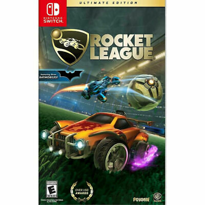 Rocket League Ultimate Edition (Nintendo Switch, 2018)