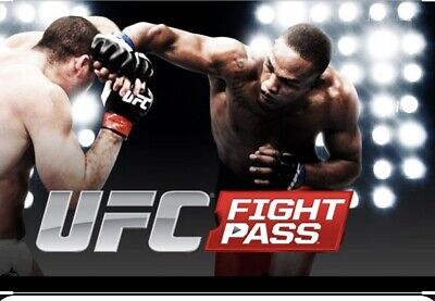 🥊🥊 UFC Fight Pass Premium 🥊🥊 (12 Months Warranty)🥊🥊(Works In Uk)🥊🥊