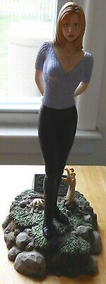 "Buffy the Vampire Slayer 12"" Steve Varner Sculpture Collector's Statue 2365/4500"