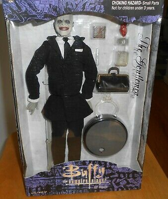 "Buffy the Vampire Slayer 12"" Action Figure Sideshow One of the Gentlemen Hush"