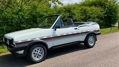 Ford Fiesta 1.6 XR2/ Fly/Crayford Convertible/Super Super Rare .