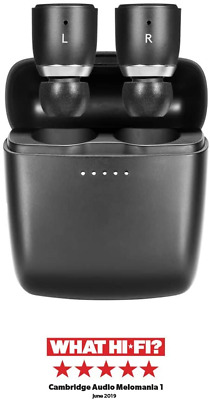 Cambridge Audio Melomania 1 True Wireless Earbuds - 45 Hours Battery Life, 5.0