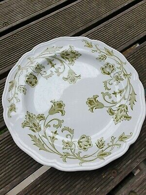 Royal Staffordshire Plate j&g making England