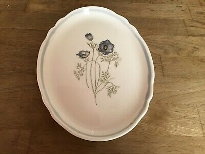 Wedgewood Susie Cooper Design Glen Mist Dressing Table Bone China Trinket Plate