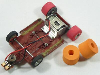 Walter Chassis - 1/24 vintage Slotcar - Cox, Revell, Russkit... (F5540)