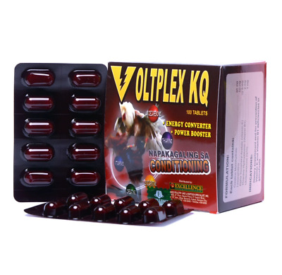 Voltplex KQ Energy Booster (100 Tablets)