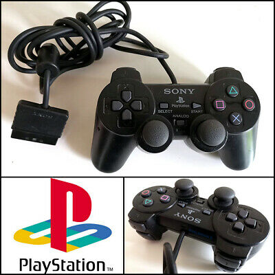Genuine Sony PlayStation 2 PS2 DualShock 2 Controller (SCPH-10010)