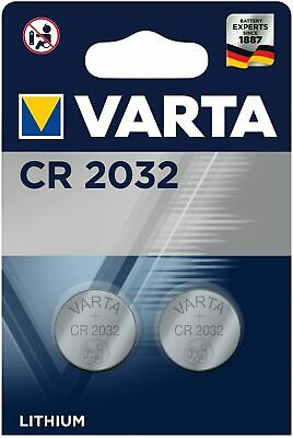 VARTA - CR2032 Lithium pile bouton - 2 pièces Taille:CR2032 2-Pack