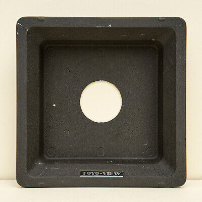 Toyo View Recessed Lens Board 158x158mm Copal 1