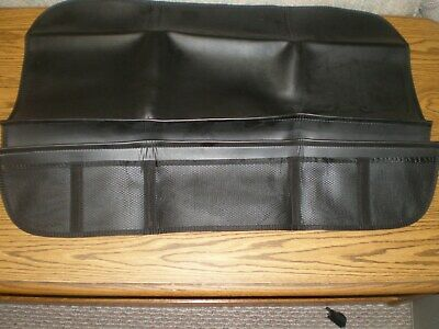 """Fender Cover Mechanic with Sewn in Tool Ridge & Storage Pocket 34"""" X 24 QTY 2"""""""