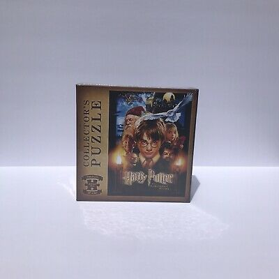 NEW Harry Potter and The Sorcerer's Stone Puzzle 550 Piece sealed USAopoly