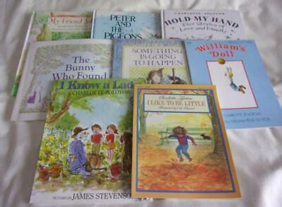 Set of 8 Charlotte Zolotow picture books