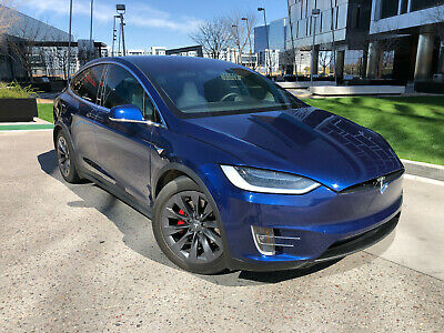 2018 Tesla Model X P100D ludicrous PLUS Loaded 2018 Model X P100D, Ludicrous + Mode!!! Mfg date 9/2018, Autopilot HW 2.5