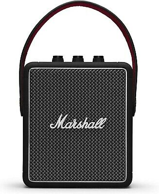 Marshall Stockwell II Bluetooth Speaker - Black (Brand new)
