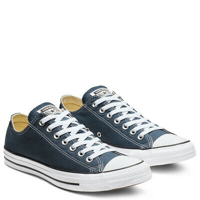 CONVERSE Chuck Taylor All Star Classic Low Top Scarpe Sneakers NAVY M9697C