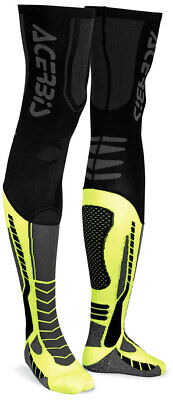 ACERBIS x-leg pro socks calze mx motocross 0021693.318 black/yellow
