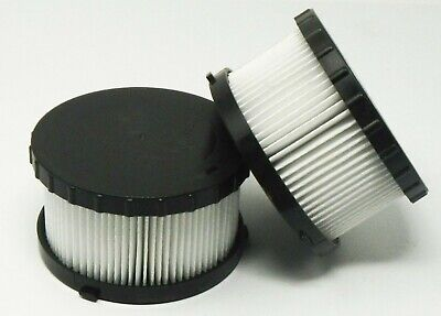 DeWalt DC5151H OEM Replacement HEPA for DC515 QTY 2 Filters