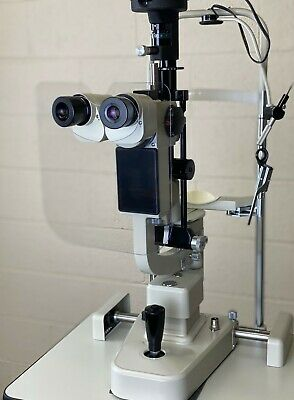 Slit Lamp Breath Shield/Cross Contamination Shield. Stay Safe! Ships Free!-Sale!