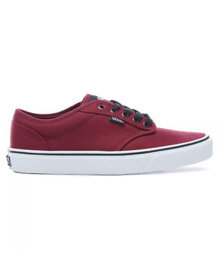 VANS ATWOOD CANVAS Youth Baskets Chaussures Enfant Rouge - EUR 40 ...