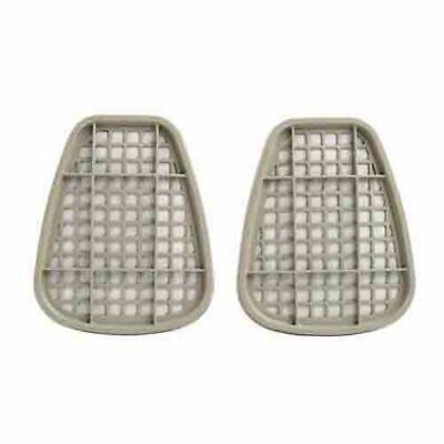 3M 6055 A2 Gas and Vapour Filters Supplied as One Pair of Filters Free UK Ship