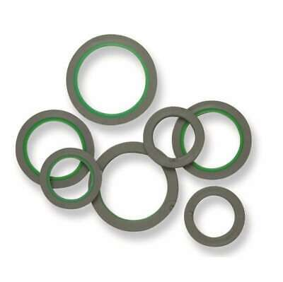 Gasket Double Elastomer for Fittings Sanitary d.1 50 Pieces Tirinnanzi
